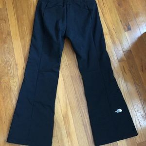 The North face woman's snow pants
